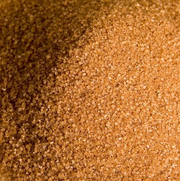 Deli-Vinos Patisserie - Demera Zucker mittelgrob braun aus Zuckerrohr