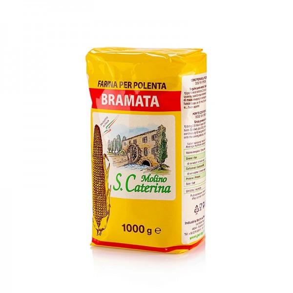 Perteghella - Polenta - Bramata Maisgrieß mittelfein