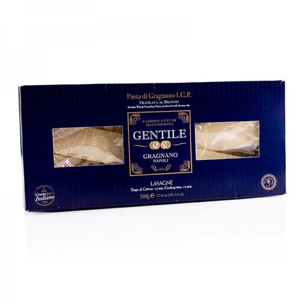 Pastificio Gentile Gragnano - Pastificio Gentile Gragnano IGP - Lasagne Platten