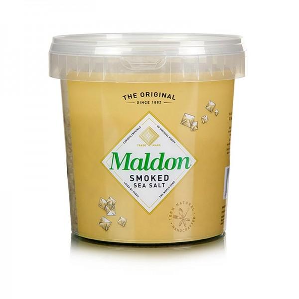 Maldon - Maldon Sea Salt Flakes geräuchert England