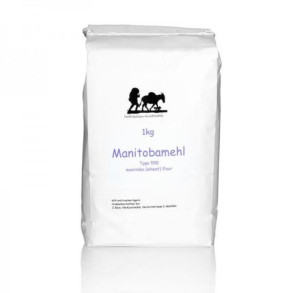 Deli-Vinos Backzubehör - Manitoba Mehl aus Eliteweizen