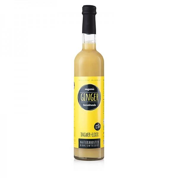 Obsthof Retter - Ginger Elixir Ingwerextrakt Retter BIO
