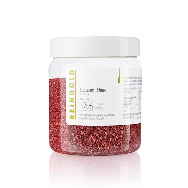 Reingold - Reingold - Sesam mit Umegeschmack (Umeboshi)