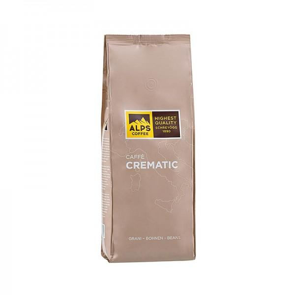 Schreyögg Kaffee - Schreyögg Kaffee Caffè Crematic ganze Bohnen