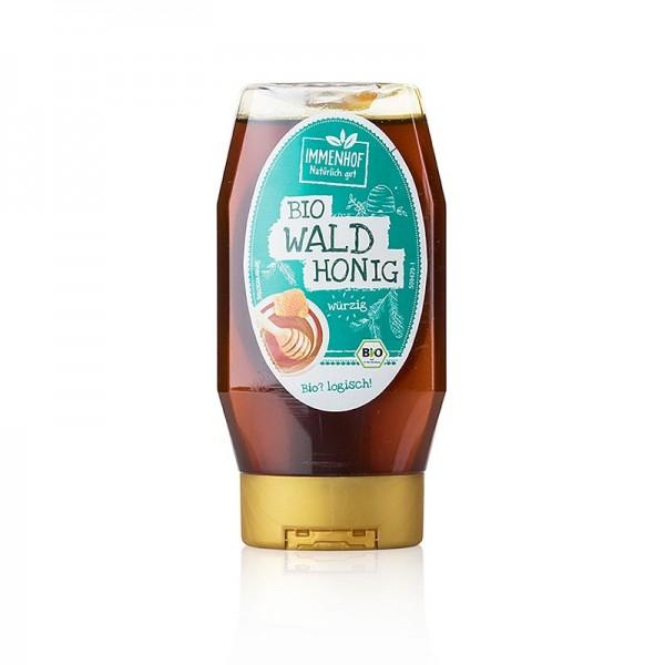 Breitsamer Honig - Breitsamer Immenhof Waldhonig Squeezeflasche BIO