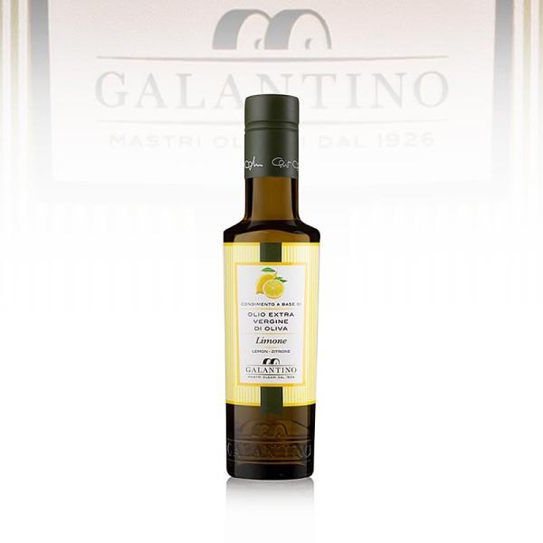 Galantino - Galantino - Olivenöl Extra Vergine mit Zitrone - Limonolio