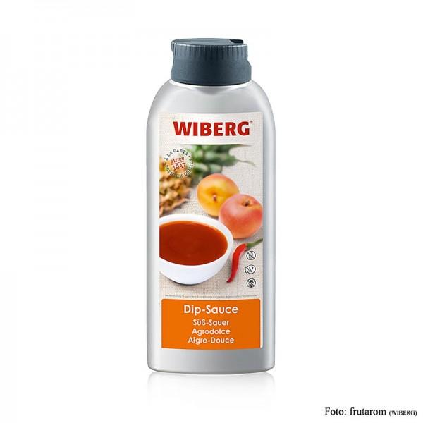 Wiberg - WIBERG Dip-Sauce Süß-Sauer fruchtige Aprikose mit Chilinote