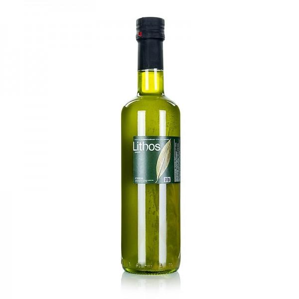 Lithos - Lithos Olivenöl Extra Nativ frühe Ernte aus Griechenland (naturtrüb)