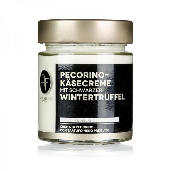Appennino - Pecorinocreme mit schwarzem Wintertrüffel Appennino