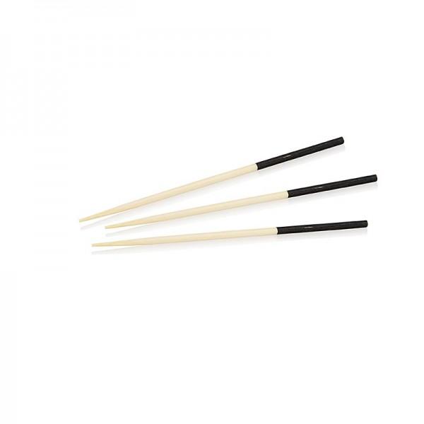 Deli-Vinos Kitchen Accessories - Holz Spieße mit schwarz gefärbtem Ende 7cm