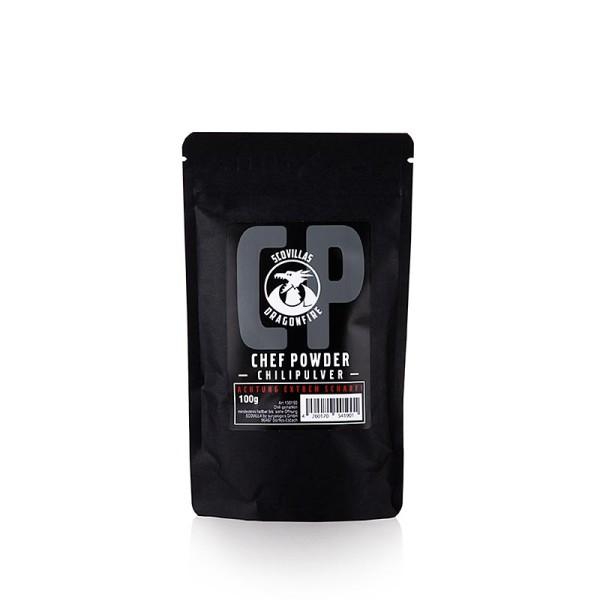 Scovillas - Scovilla Dragonfire XCP Chili Pulver 100g 80.000 Scoville