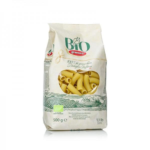 Granoro - Pasta Granoro Elicoidali (Rigatoni) No.23 BIO