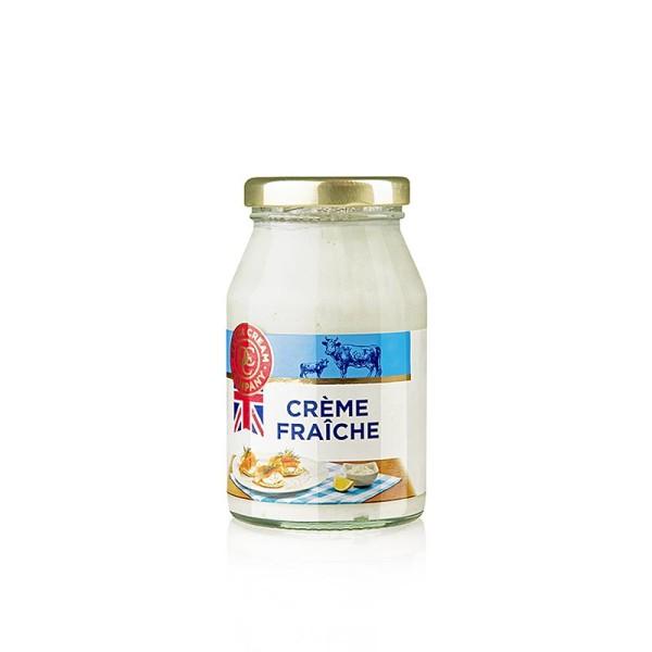 The Devon Cream Company - Englische Creme Fraiche 39% Fett