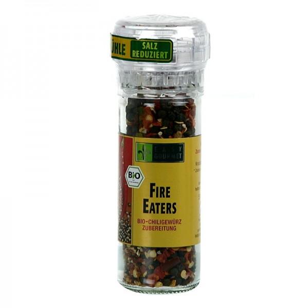 Easy Gourmet - Gourmet-Gewürzmühle Fire Eaters Chili-Gewürzzubereitung BIO
