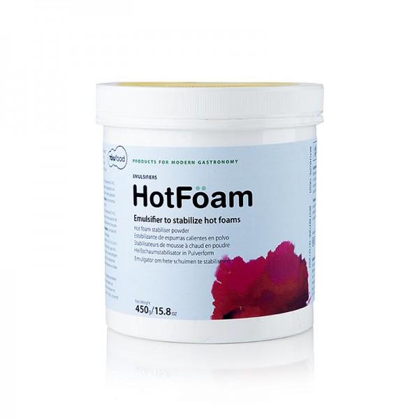TÖUFOOD - HOT FÖAM Texturgeber / Stabilisator für Emulsion TÖUFOOD (Espuma hot)