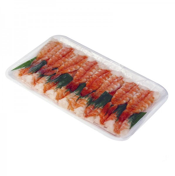 Deli-Vinos Sea Food - Ebi Garnelen gekocht ohne Schale TK