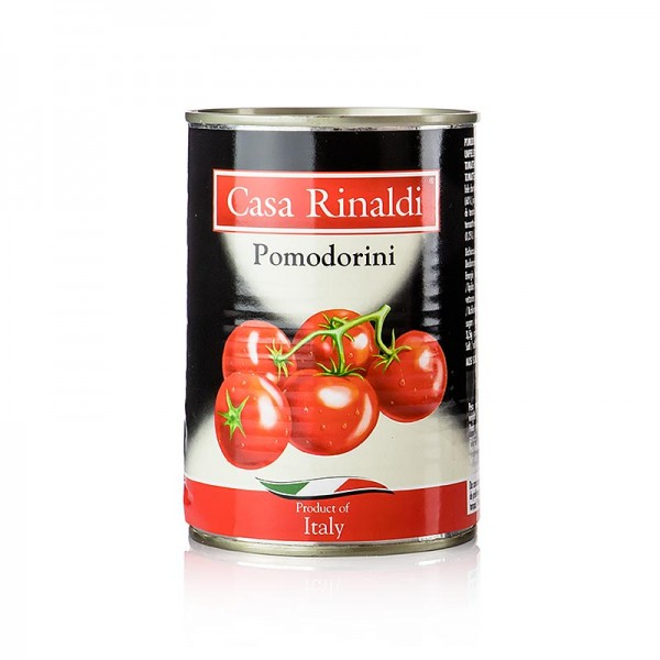 Casa Rinaldi - Kirsch Tomaten ganz (Pomodorini) Casa Rinaldi