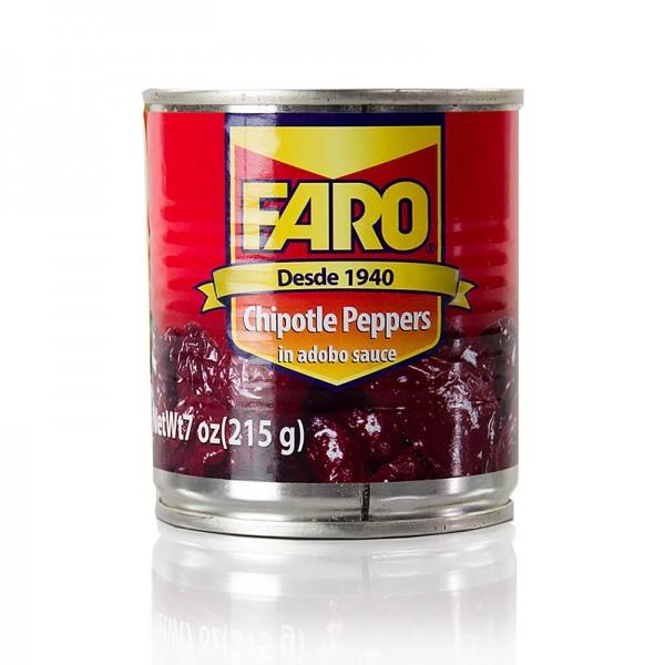 Faro - Chili Schoten - Chipotles geräuchert in Adobosauce