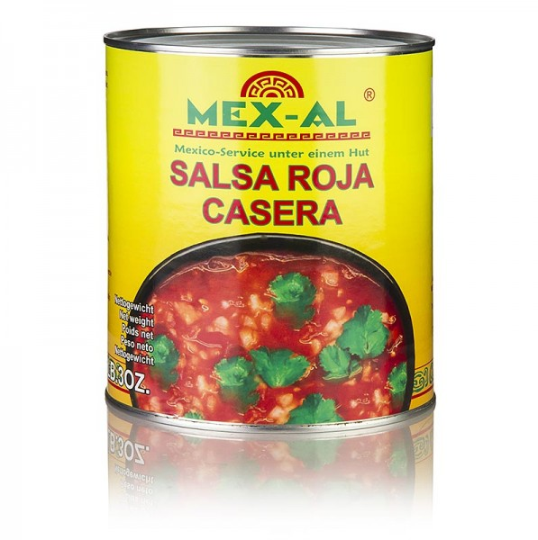 Frugo - Salsa Cassera rot sehr gut zu Tortilla Chips