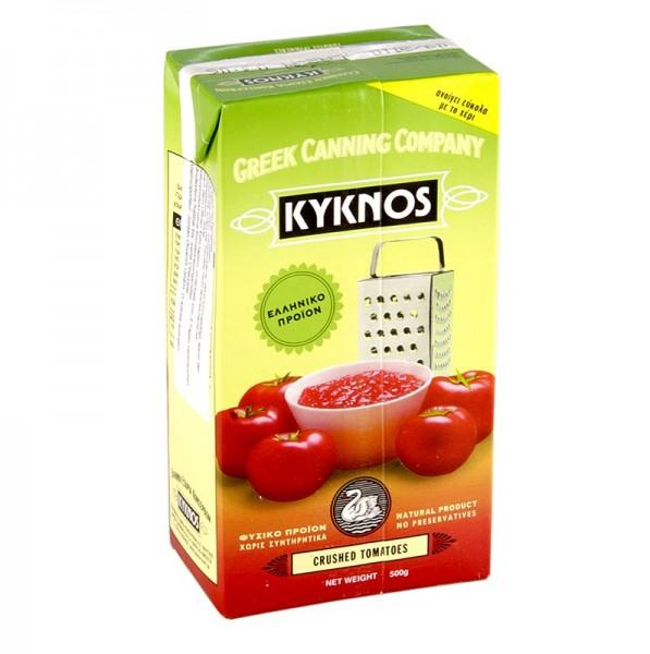 Kyknos - Passierte Tomaten Kyknos Griechenland