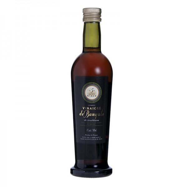 El Gallet Essige - Banyuls Rotweinessig Orleans-Methode Roussillon El Gallet