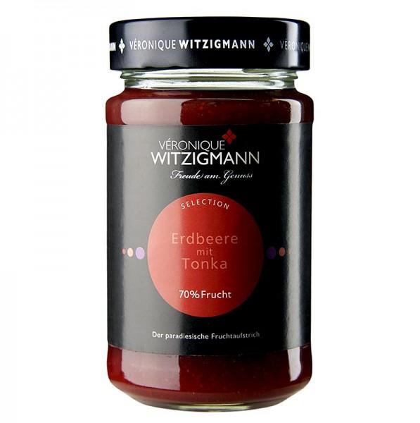 Veronique Witzigmann - Erdbeere mit Tonkabohne - Fruchtaufstrich