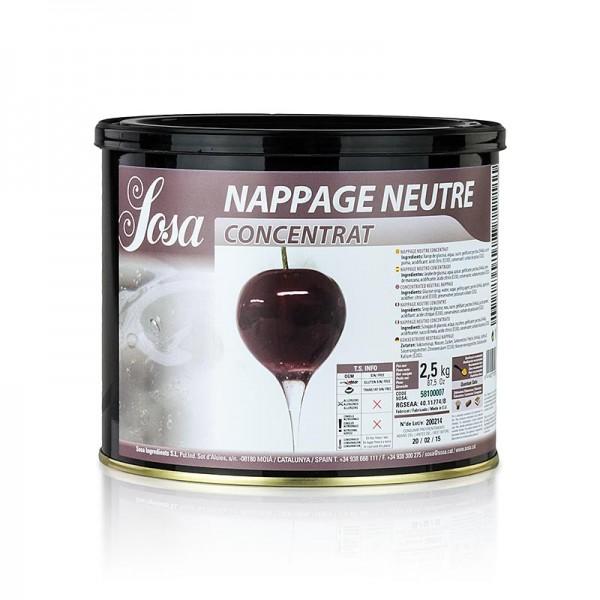 Sosa - Nappage neutral konzentriert