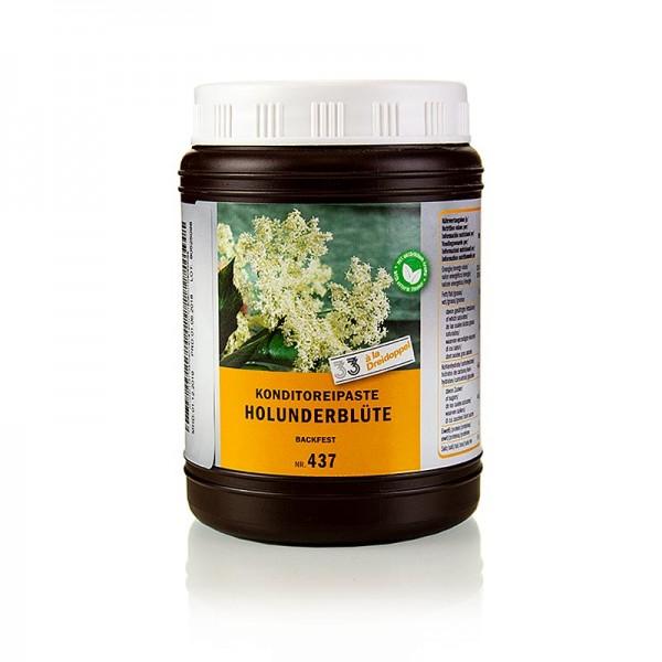 Dreidoppel - Holunderblütenpaste Paste 3D (437)