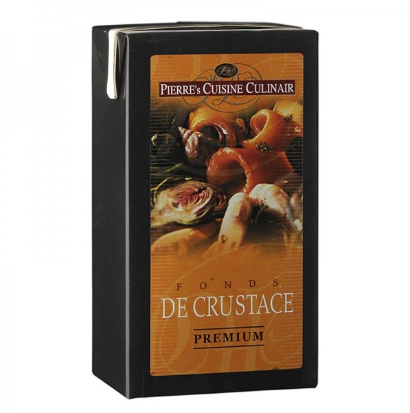 Pierre´s Cuisine Culinair - Pierre´s Cuisine Culinair Krustentierfond - Fond de Crustace