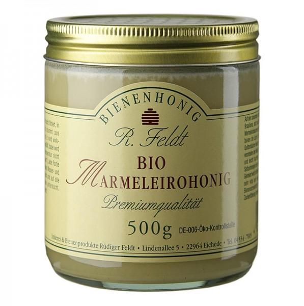 R. Feldt Bienenhonig - Feldt Marmeleiro-Honig Brasilien gold cremig fruchtig BIO