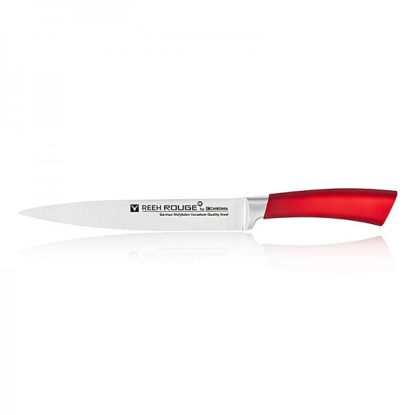 REEH Rouge by Chroma - RR-02 Tranchiermesser (20cm) REEH Rouge by Chroma