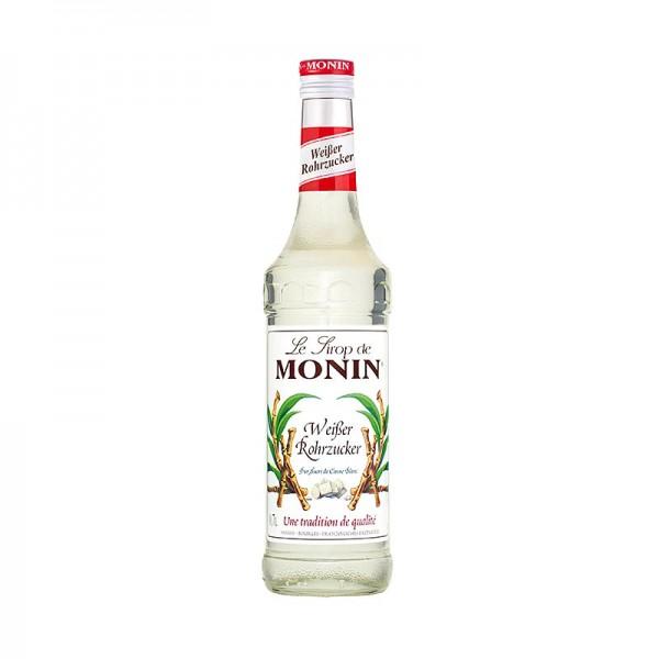 Monin - Rohrzucker-Sirup weiß