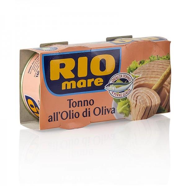 Rio Mare - Thunfischfilets in Olivenöl Rio Mare