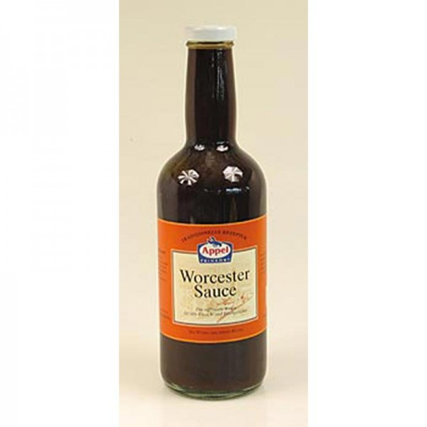 Appel - Worcester Sauce Appel