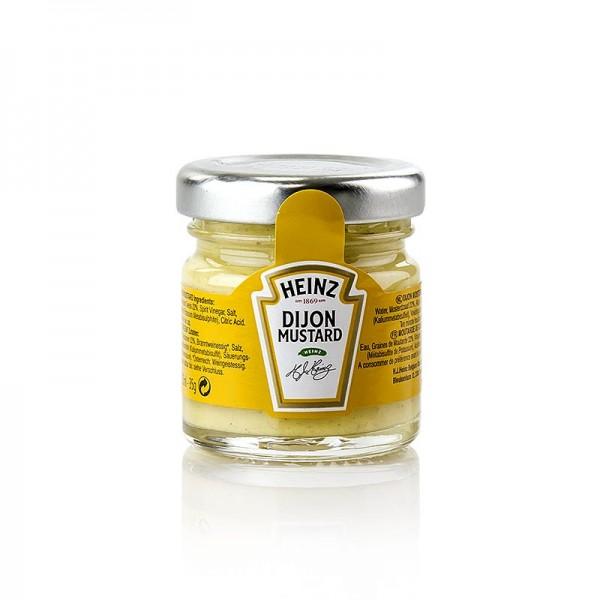 Heinz - Dijon Senf fein Portions-Gläser Heinz