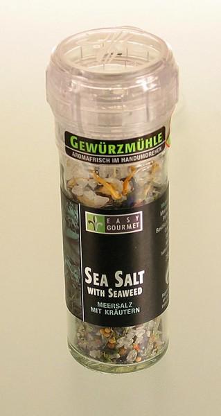 Easy Gourmet - Gourmet-Gewürzmühle Seasalt & Seaweed Easy Gourmet