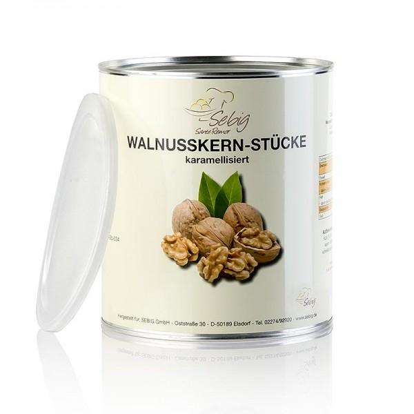 Sante Remor - Walnusskern-Stücke karamelisiert