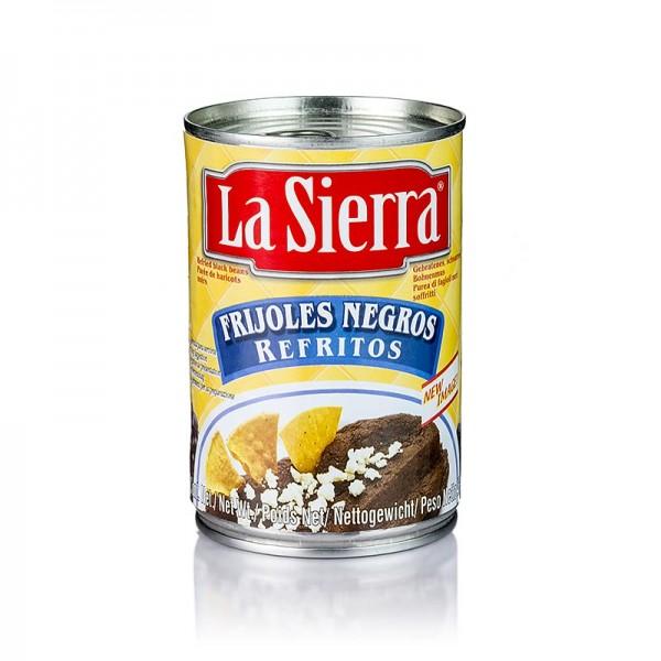 La Sierra - Refried Beans schwarzes Bohnenmus/ Bohnenpaste gewürzt