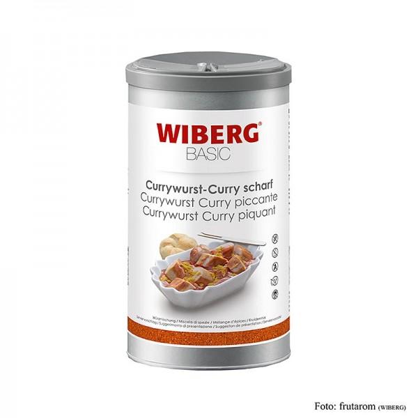 Wiberg - Currywurst Curry scharf Gewürzmischung