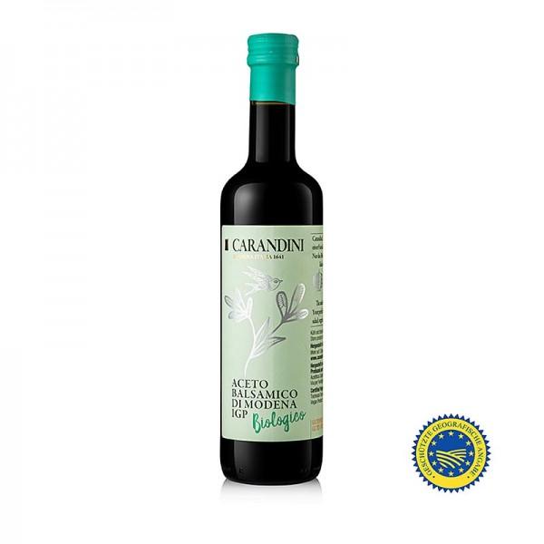 Carandini - Aceto Balsamico di Modena Classico g.g.A 9 Monate Carandini BIO