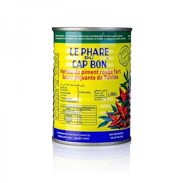 Le Phare du Cap Bon - Harissa scharfe Würzpaste