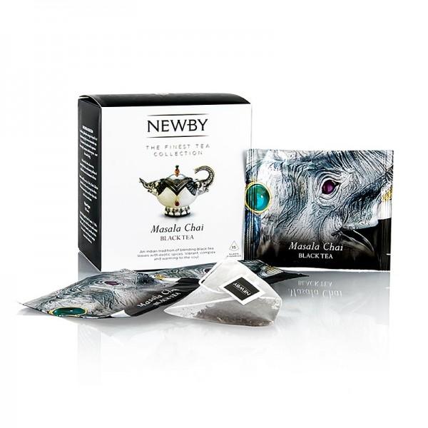 Newby Tea - Newby Tea Masala Chai schwarzer Tee