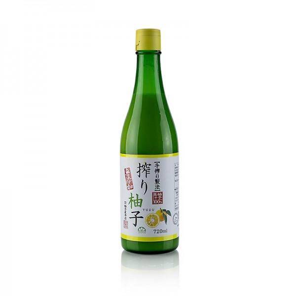 Deli-Vinos Obstgarten - Yuzu Saft frisch 100% Yuzu Japan