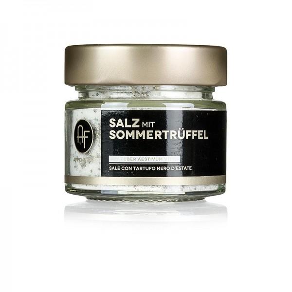 Appennino - Trüffelsalz mit Sommer Trüffel (tuber aestivum) Appennino