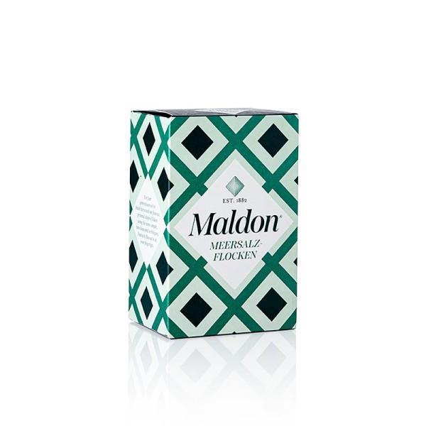Maldon - Maldon Sea Salt Flakes Meersalz aus England