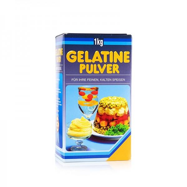 Ewald Gelantine - Gelatine Pulver weiss 160 Bloom