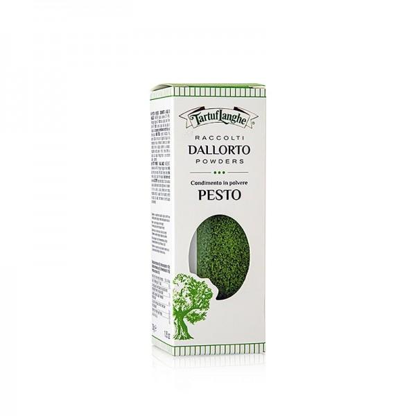 Tartuflanghe - TARTUFLANGHE DALLORTO® Pesto in Pulver dehydriert