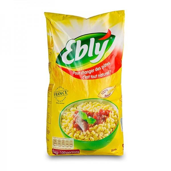Ebly - Ebly - vorgekochter Weichweizen (Zartweizen)
