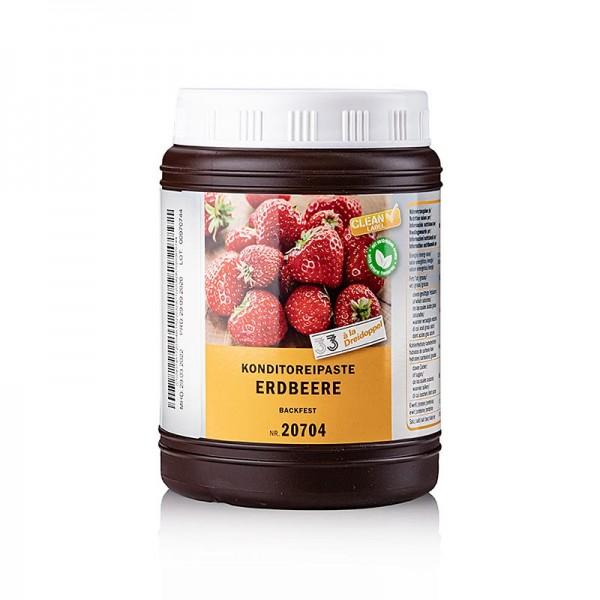 Dreidoppel - Erdbeer-Paste von Dreidoppel No.207