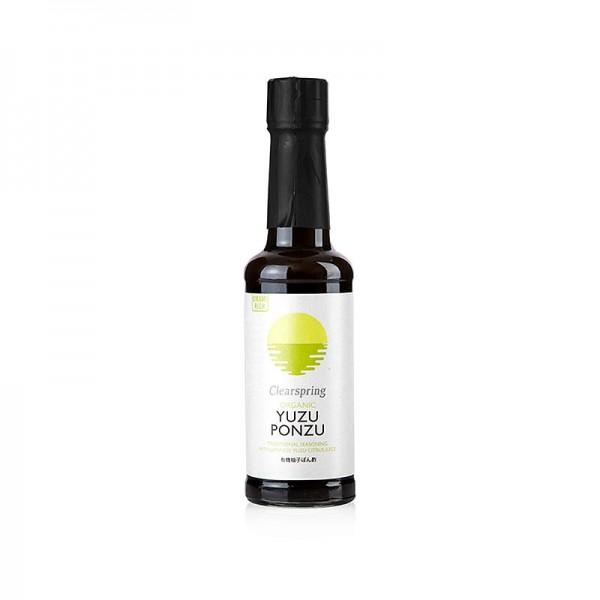 Clearspring - Organic Yuzu Ponzu Sauce Clearspring BIO